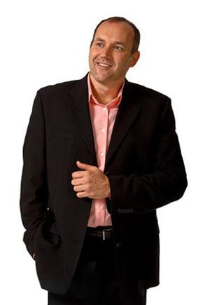 Paul Ribbons speaker