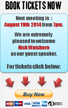 PEN KENT MEETING | 19th August 2014 | NICK WATCHORN from LNPG