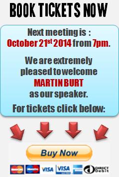 PEN KENT MEETING | MARTIN BURT | 21st OCTOBER 2014