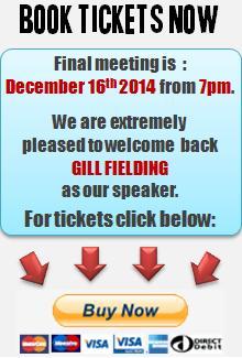 PEN KENT MEETING | GILL FIELDING | 16TH DEC 2014